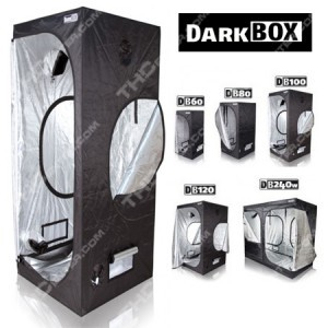 ARMARIO DARK BOX LIGHT DBL100 (1 x 1 x 2 m.)