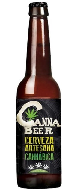 CERVEZA CANNABEER 33CL