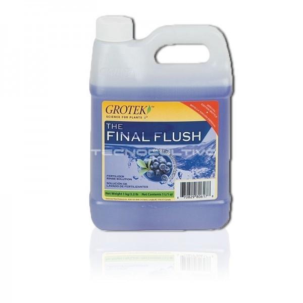 FINAL FLUSH 4L